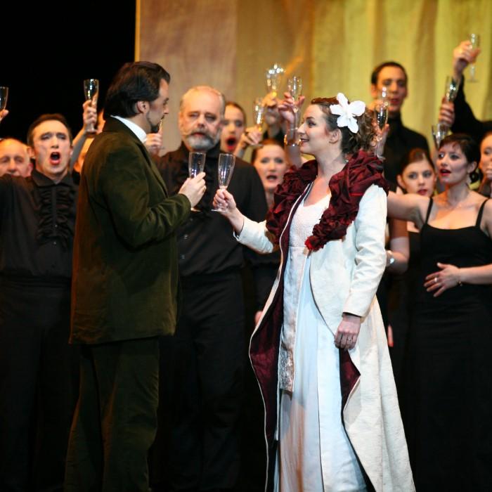 La Traviata à Grenoble Ulrike Van Cotthem