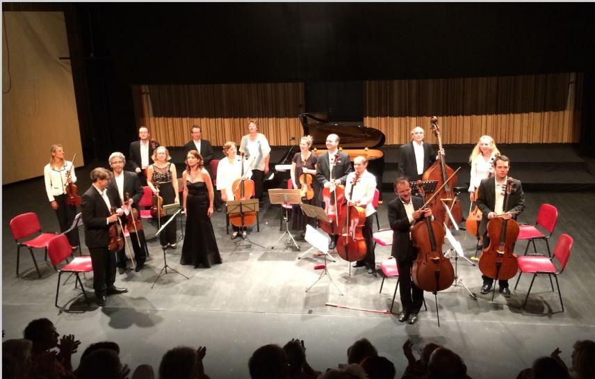 Concert Salle de l'Union Céret 2014
