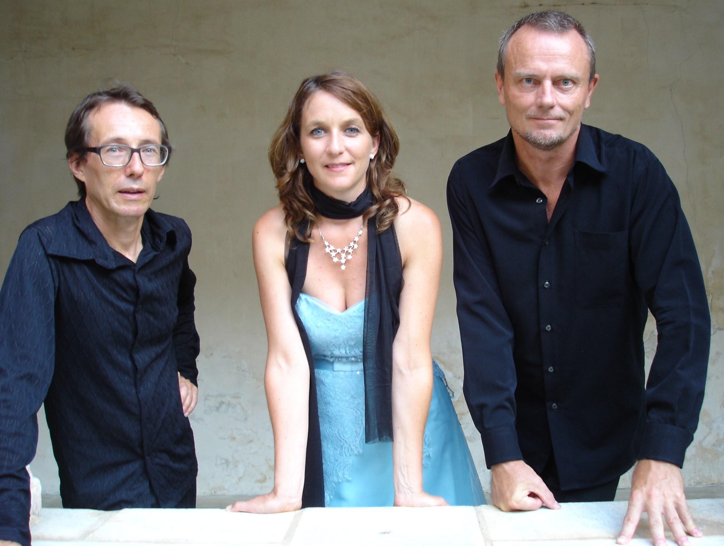 """Trio """"Entrelacs de Voix"""" avec Daniel Brun et François Michel Rignol"""