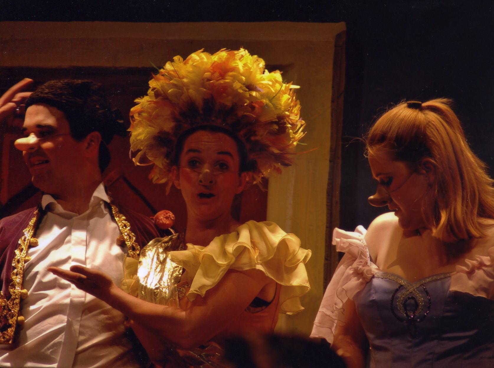 La Princesse des Canaries au Théâtre de Castres 2006