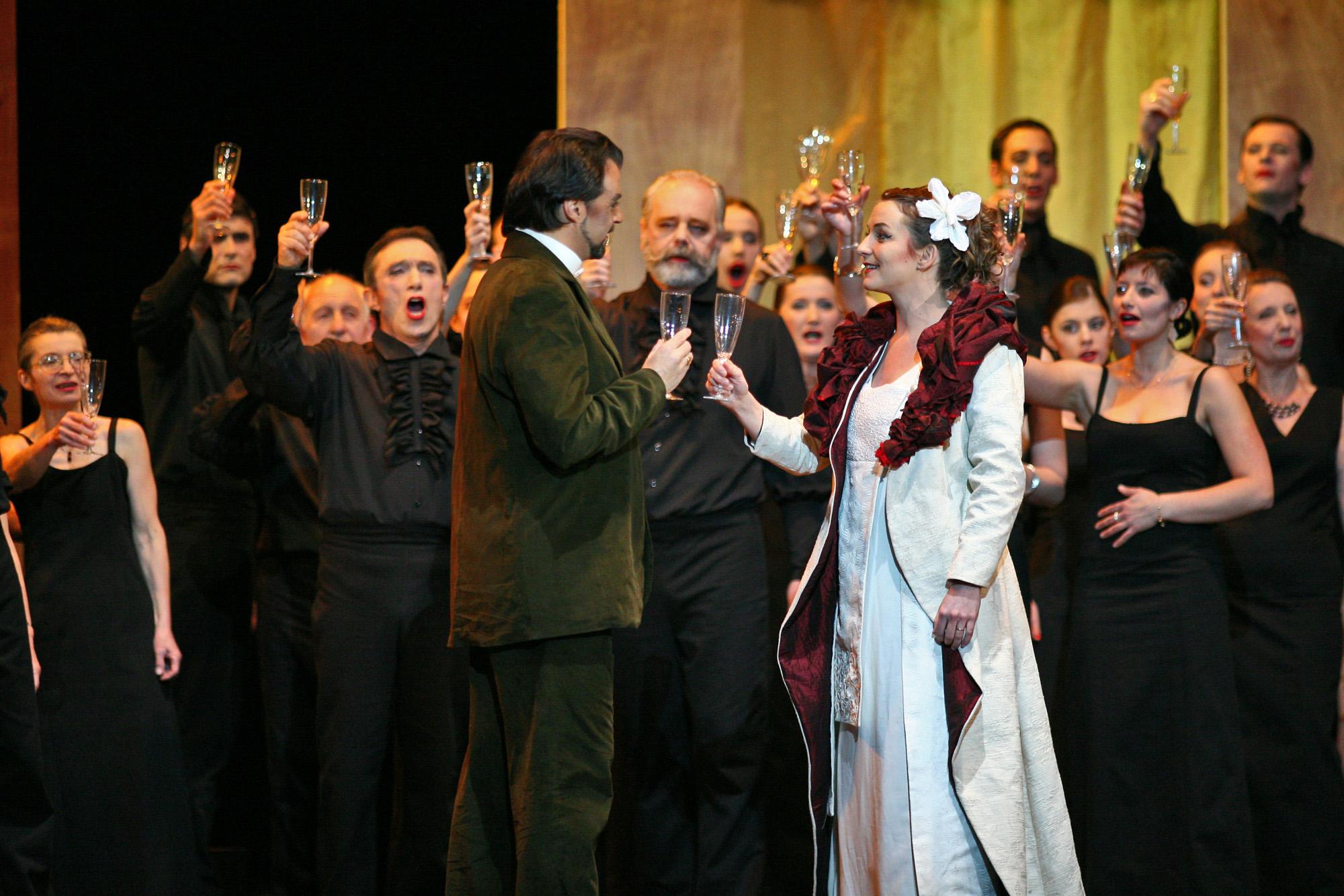 La Traviata - Libiamo Grenoble 2008