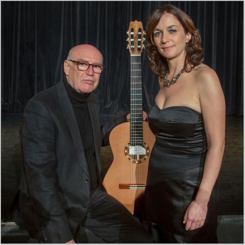 Ulrike Van Cotthem et Helmut Gerhardt