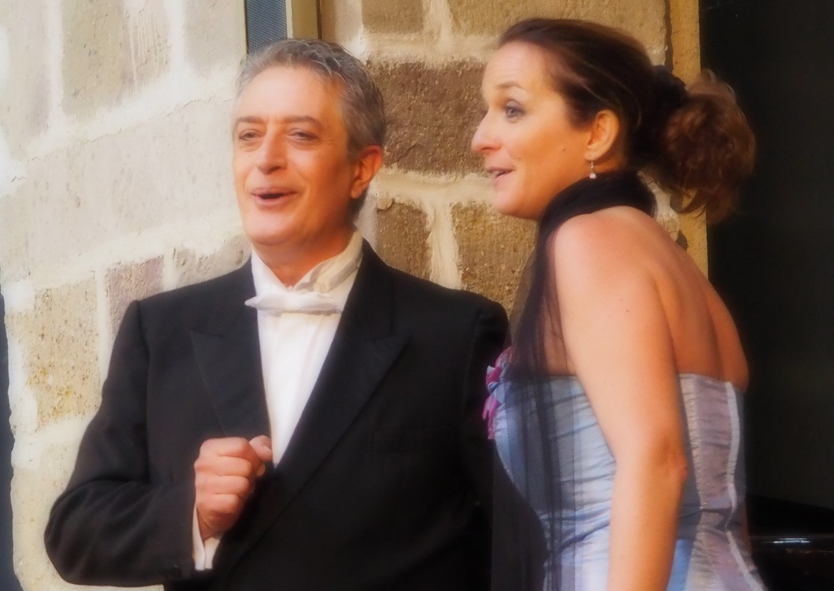 Olivier Heyte et Ulrike Van Cotthem