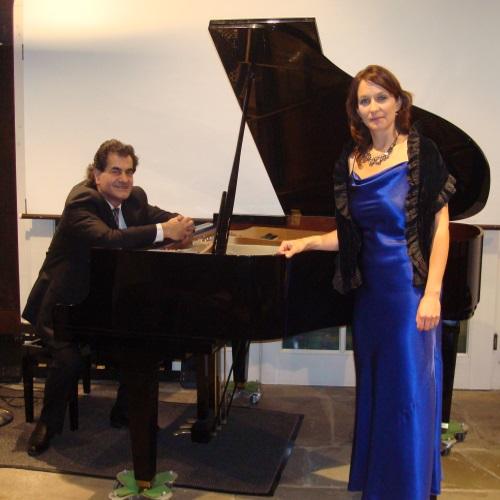 Ulrike Van Cotthem et Gaswan Zerikly